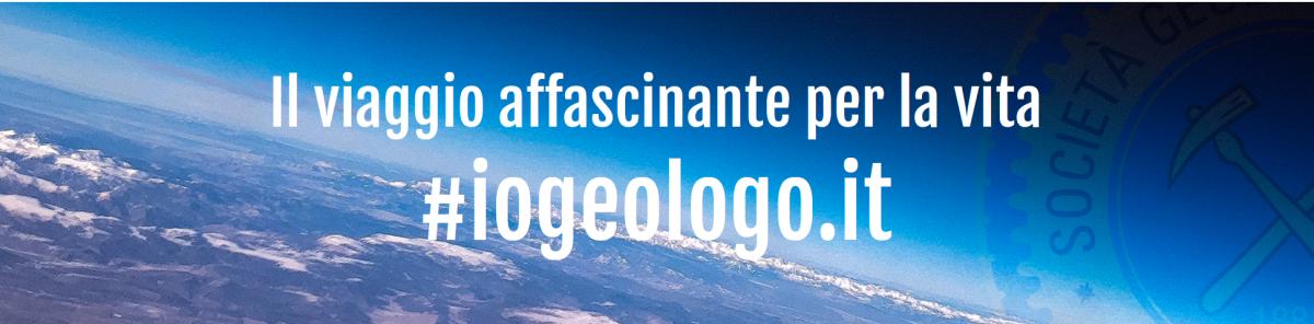OGGI martedì 15 settembre ore 14 / #iogeologo: anteprima web video promozionale, una profonda riflessione sul pianeta Terra per i giovani studenti universitari