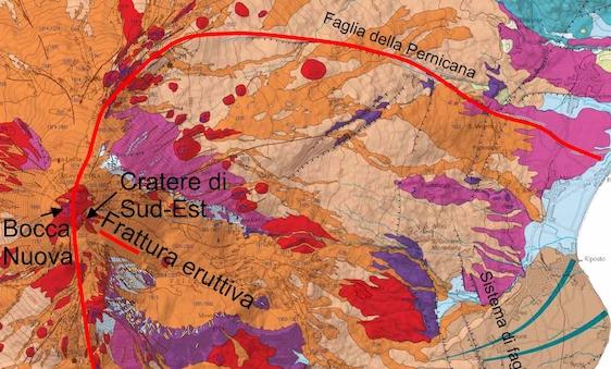 Eruzioni e terremoti sull'Etna, 24-26 Dicembre 2018