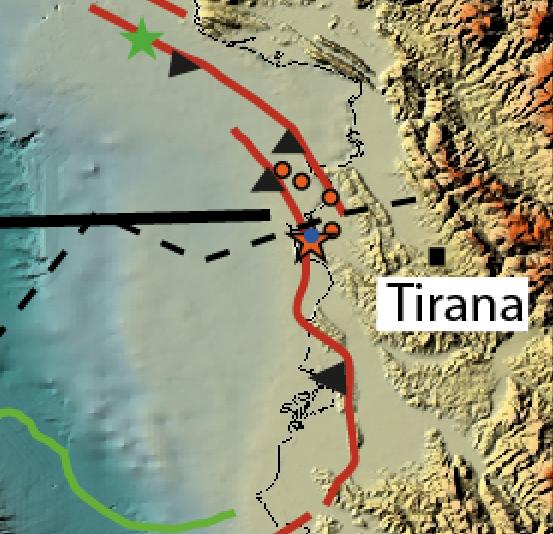 Il terremoto in Albania del 26-27 Novembre 2019: una prospettiva geologica