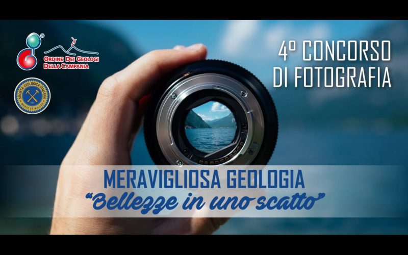 4° Concorso di fotografia dal tema 'Meravigliosa Geologia'