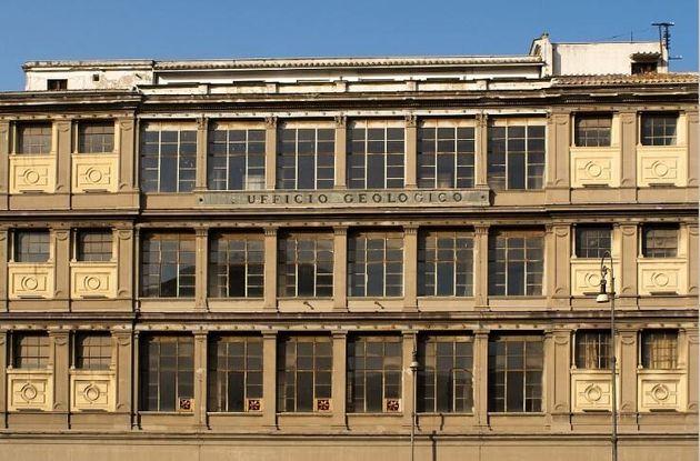 Museo Geologico Nazionale e Palazzo Canevari già sede del Servizio Geologico d'Italia