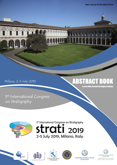 3rd International Congress on Stratigraphy - Strati 2019