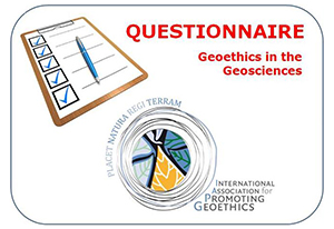 Survey on the Geoethics by the IAPG