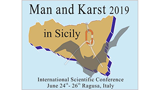 Man and Karst 2019 in Sicily - First circular