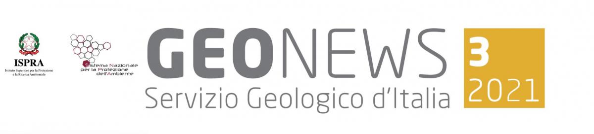 È online il numero 4 del 2021 di Geonews, la newsletter del Servizio Geologico d'Italia