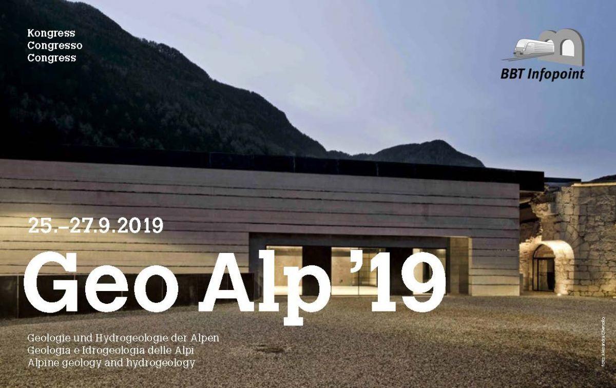 Geo Alp ´19 - Pubblicato il programma