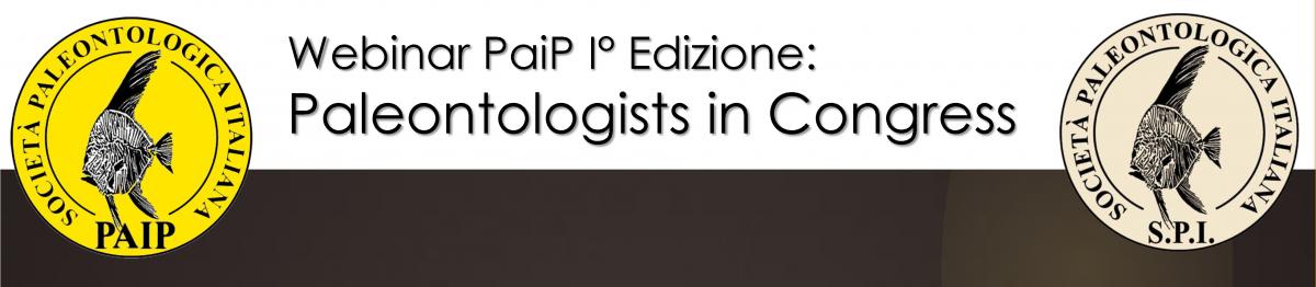 Avviso webinar Paip - Dal cuore verde d'Italia alle profondità marine, storia di archivi fossili e cambiamenti climatici