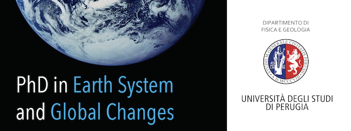 Perugia PhD in Earth System and Global Changes - Seminar Cycle 2021