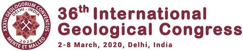 India to host the 36th International Geological Congress in 2020