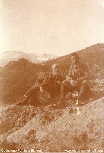 Alberto Pelloux (Crema, CR 10/12/1868- Bordighera, IM 23/02/1948)