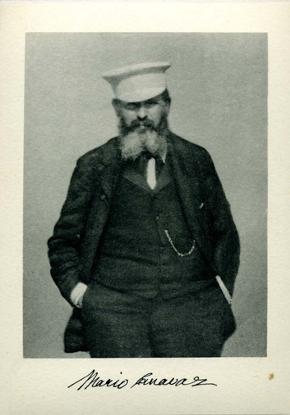 Mario Canavari (Camerino 27/11/1855 – Pisa 20/11/1928)
