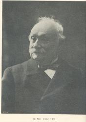 Igino Cocchi (Aulla, MS, 27 ottobre 1827 – Livorno, 18 agosto 1913)