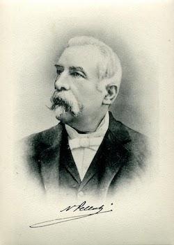 Nicola Pellati (Gamalero - AL - 20/04/1835 - Roma 19/06/1907)