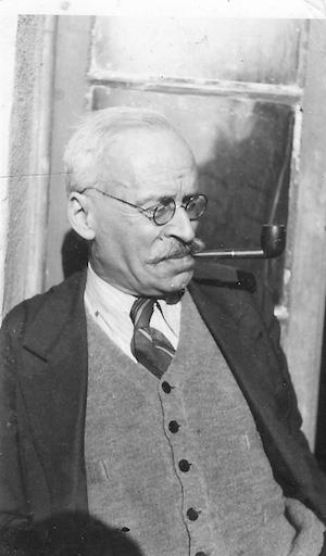 Paolo Vinassa de Regny (Firenze 11 Luglio 1871 – Cavi di Lavagna 18 Marzo 1957)