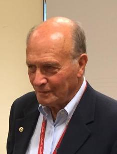 Giorgio Vittorio Dal Piaz (Torino, 7 giugno 1935)