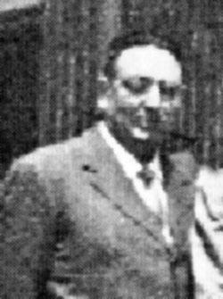 Luigi Gerbella (Ancona 18/07/1892 - Roma 10/05/1969)