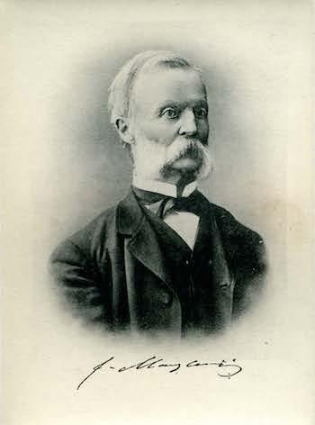 Giuseppe Giovanni Antonio Meneghini (Padova, 30 luglio 1811 – Pisa, 29 gennaio 1889)