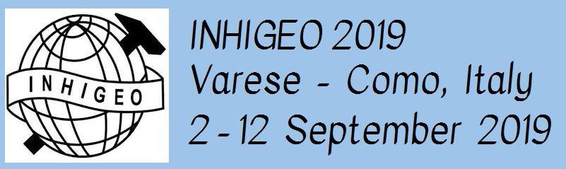 INHIGEO 2019