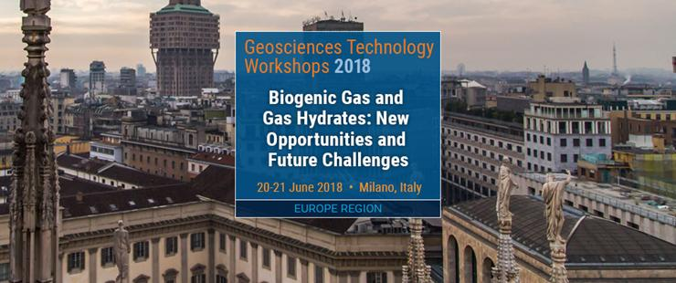 AAPG Geosciences Technology Workshops 2018 - Biogenic Gas and Gas Hydrates: New Opportunities and Future Challenges
