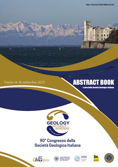 GEOLOGY WITHOUT BORDERS - 90° Congresso della Società Geologica Italiana