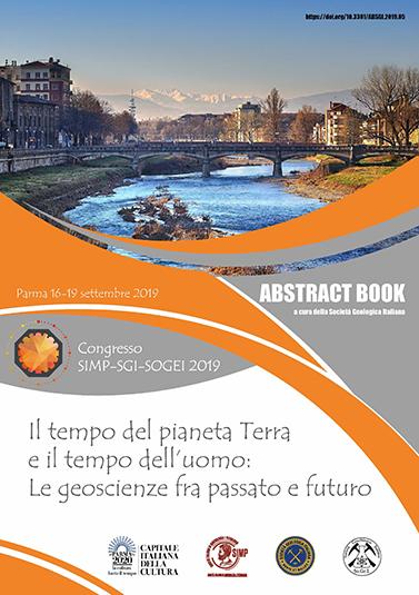 Congresso SIMP-SGI-SOGEI 2019 - 'Il tempo del pianeta Terra e il tempo dell'uomo: Le geoscienze fra passato e futuro'