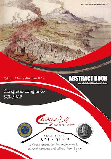 Congresso congiunto SGI-SIMP 2018 - 'Geosciences for the environment, natural hazards and cultural heritage'