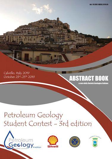 Petroleum Geology Student Contest - 3d edition
