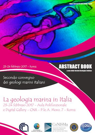 La geologia marina in Italia - Secondo convegno dei geologi marini italiani