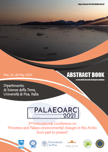 PALEOARC 2021 - 2nd International Conference on 'Processes and Palaeo-environmental changes in the Arctic from past to present'
