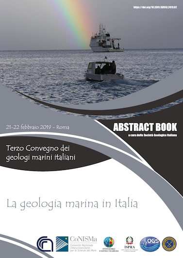 La Geologia Marina in Italia - Terzo Convegno dei geologi marini italiani