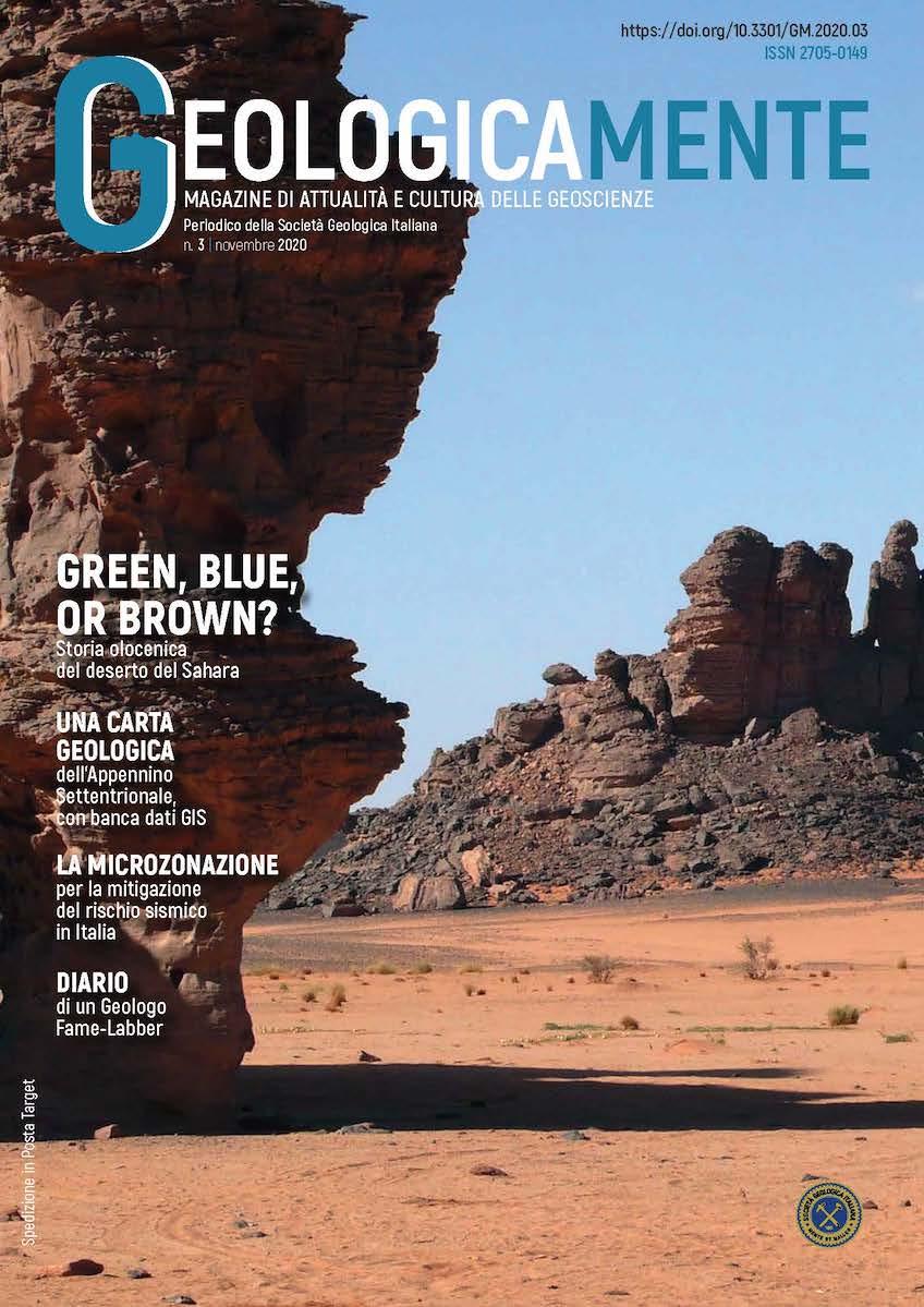 GEOLOGICAMENTE 3 cover
