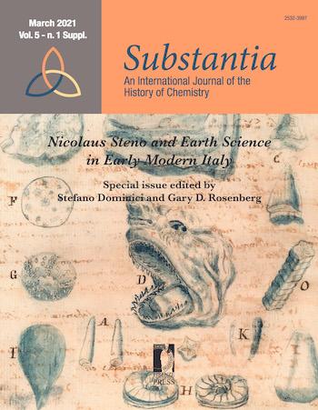 Volume speciale su Niccolò Stenone, in open access