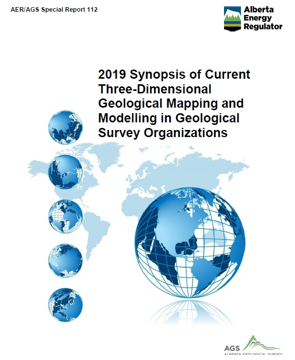 2019 Synopsis of Current Three-dimensional Geological Mapping and Modelling in Geological Survey Organizations